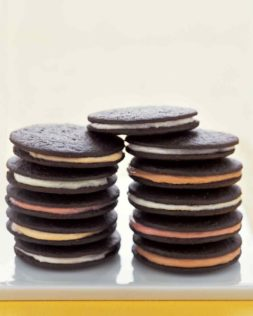 chocolate cookies martha recipe