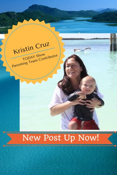 Kristin Cruz TODAY Parenting Team