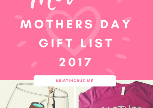 Not Your Mother's Mothers Day Gift List