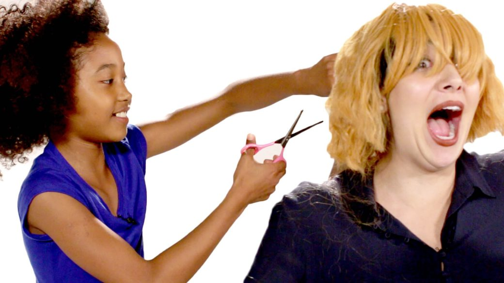 makeovers kids ladies